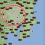 台風8号が関東に与えた最大の影響は風でも雨でもなく猛暑だった