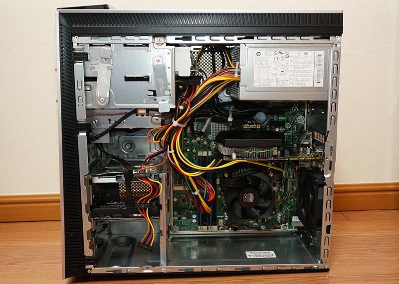 デスクトップパソコンHP ENVY 700-260jp/CTレビュー(後編)