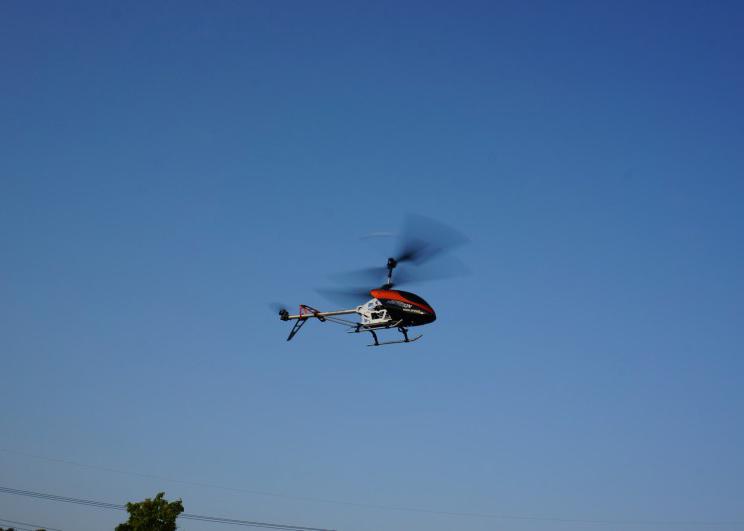 SYMA DH9053 村田製作所 ジャイロ搭載 大型ラジコンヘリコプター(飛行動画レビュー編)