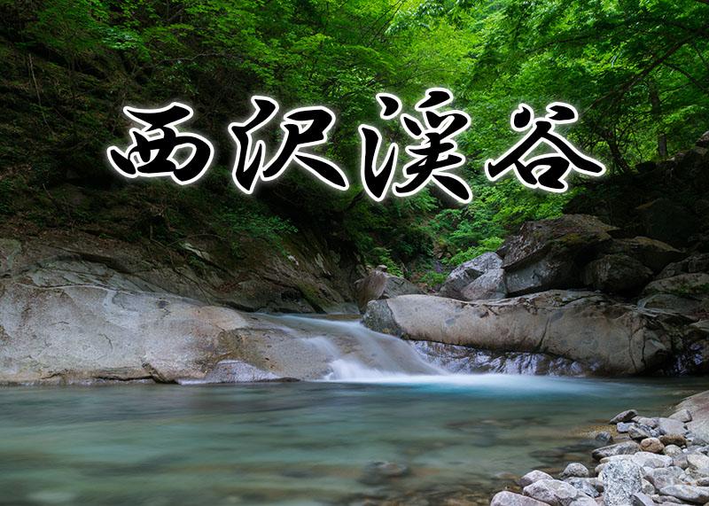 西沢渓谷ハイキングコースを歩く~新緑の渓流撮影~