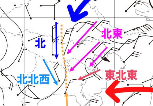 第47回 気象予報士試験 実技 <解いてみよう> 実技1問4
