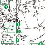 第47回 気象予報士試験 実技 <解いてみよう> 実技2問1